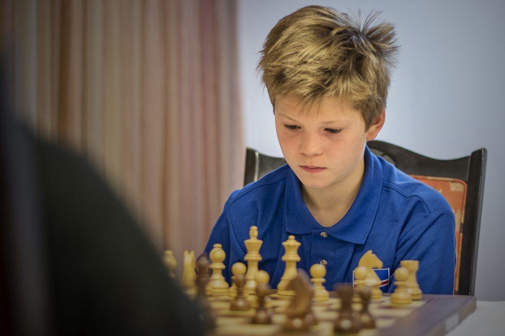 Arnar Heidarsson