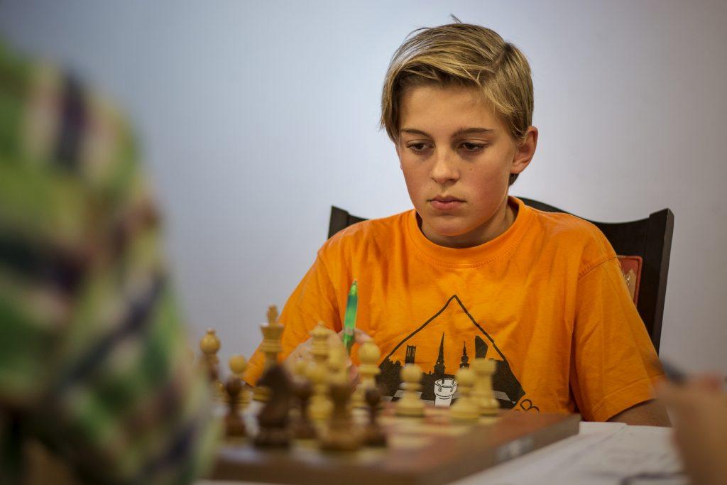 Benjamin Emmoth, Jensen Grundskola