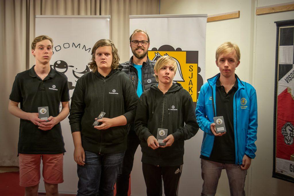 Kunskapsskolan Uppsala Norra, Ungdomsskole